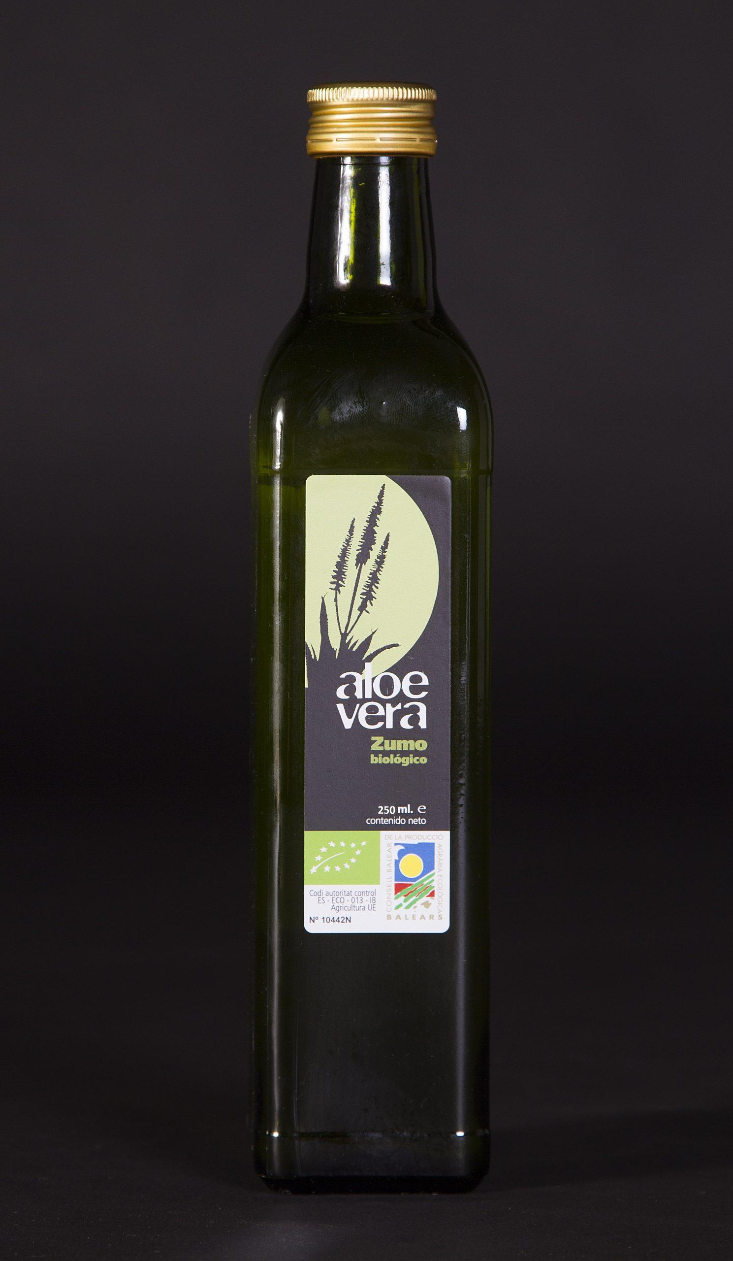 Bio Aloe Vera Saft 250 ml