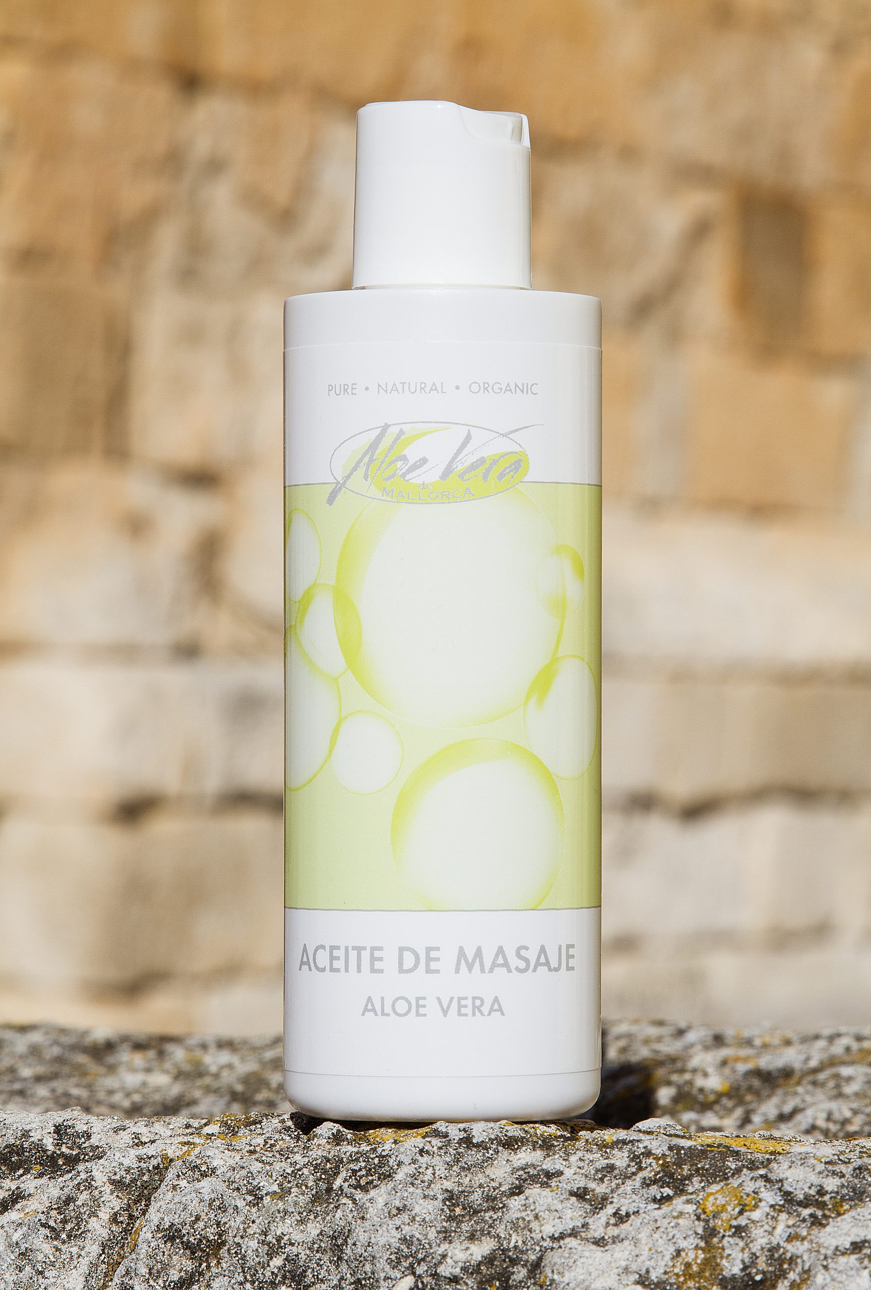 Aloe Vera Massageöl