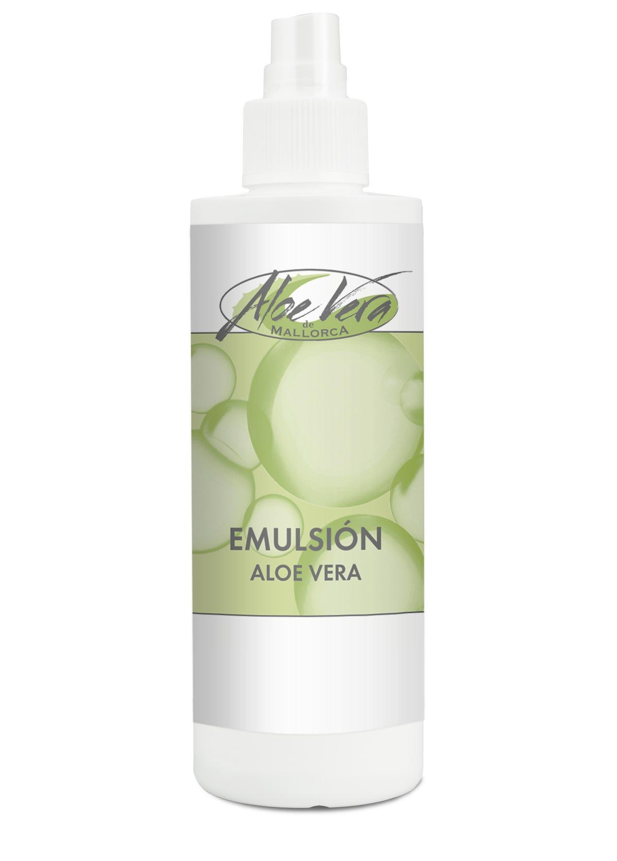 Aloe Vera Emulsion Naturkosmetik